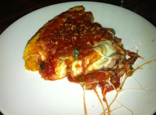 Gino's East Supreme Deep Dish Pizza
