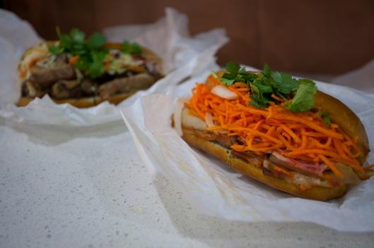 Combination Pork Bánh Mì Sandwich
