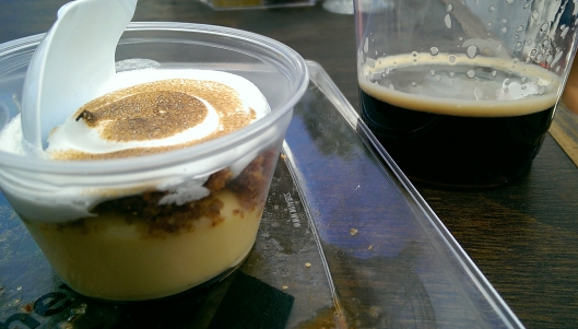 Dessert pairing with beer