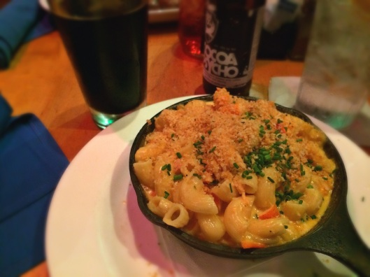 Lobster mac n' cheese