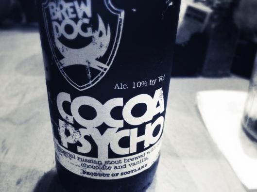 Cocoa Psycho Imperial Stout